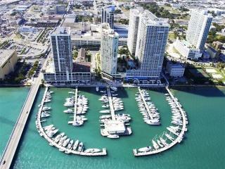 LUXURY 2/2 condo in Miami Downtown - Florida South Atlantic Coast vacation rentals