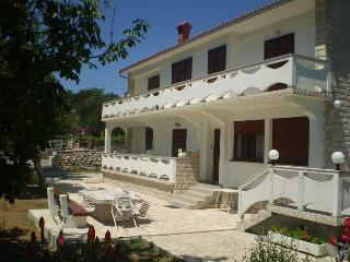 Apartments Rab- A8+2 - Rab vacation rentals