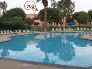 Palm Springs Resort Deauville 702 - Palm Springs vacation rentals