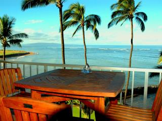 Awesome Oceanfront , Kihei Maui,1 bed/1bath,4th fl - Kihei vacation rentals