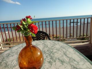 Cozy 2 bedroom Ribera Apartment with Deck - Ribera vacation rentals