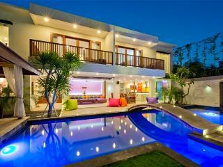 Villa True Colors, 6BR, Seminyak - Kuta vacation rentals