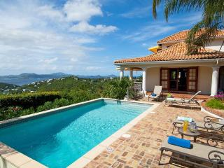 Vista Caribe: Sunset Views All Year! Full AC! Amazing Pool! - Saint John vacation rentals