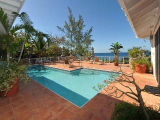 Vida De Mar: Waterfront Villa! Full AC! Huge Pool and Hot Tub! - Chocolate Hole vacation rentals