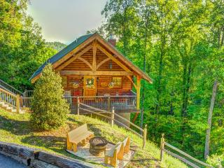 Romantic Wears Valley cabin! Private,Views, Wifi - Pigeon Forge vacation rentals