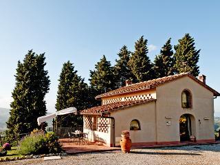 Villa Il Colle di Sotto - a Charming Tuscan Barn - Capraia e Limite vacation rentals