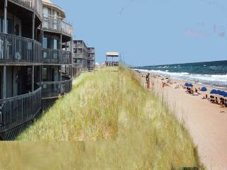 Oceanfront 1 Bedroom Outer Banks Beach Club Resort - Kill Devil Hills vacation rentals
