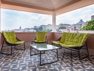 Penthouse Sea view  in Cukur Cuma - Istanbul vacation rentals