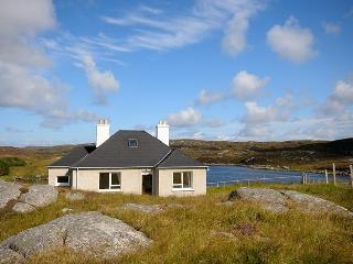 Atlantic View Cottage Isle of Lewis. Sea View WiFi - The Hebrides vacation rentals