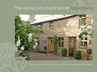 Hideaways In Hay : Romantic Luxury Holiday Cottage - Mid Wales vacation rentals