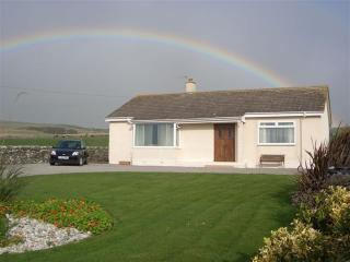 Superb seaside cottage with uninterruped views - Port William vacation rentals