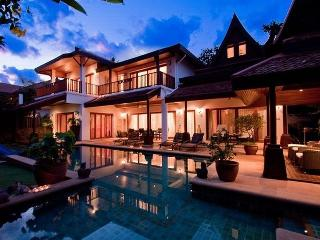 Baan Chang 4/5 Bedroomed Luxury Beach Villa - Koh Samui vacation rentals