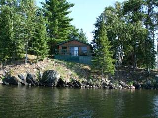 Beautiful Cabin with Deck and Internet Access - Sioux Narrows vacation rentals