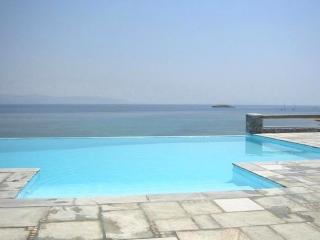 Luxury Villa on sea with private pool - Paros vacation rentals