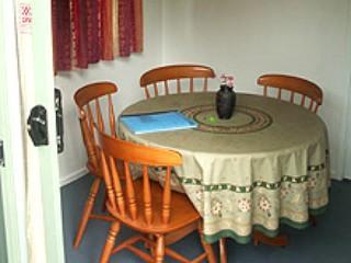 Dining Room - Tim's Place - Studio Apartment - Halls Gap - rentals
