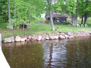 Sand Lake Cottage ~ No longer rented out - Chetek vacation rentals