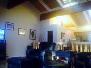 Modern, Upscale End-Unit Condo W/Wrap-Around Deck - Incline Village vacation rentals