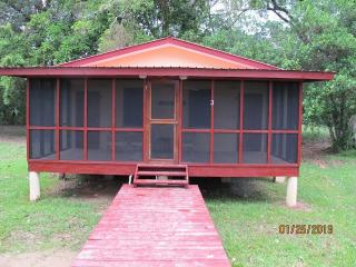 Bocatura Bank, Cabin 3a;  left side , 1 brm 1 bath - Hopkins vacation rentals