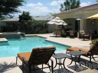 Diamond of the Desert!  Stunning 4 Bdroom / 3.5 Bath, Pool, Spa with Casita. Lighted tennis Courts - California Desert vacation rentals