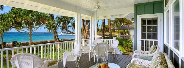 Charming House with Internet Access and Dishwasher - Koloa vacation rentals