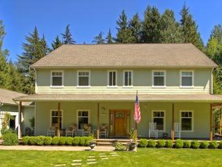 Large 6 Bedrm Country House Near Dwntwn Gig Harbor - Gig Harbor vacation rentals