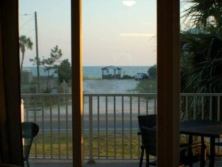 Beautiful Condo with Deck and Dishwasher - Mexico Beach vacation rentals