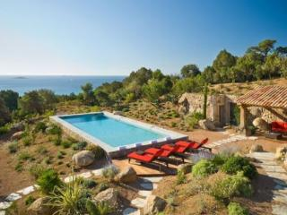 Staffed Villa Corsica - Palombaggia Beach - Favone vacation rentals