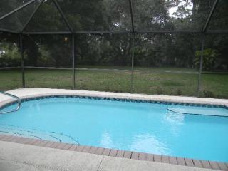 Padre - Beautiful pool home,walk to Manasota Beach - North Port vacation rentals