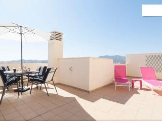 Penthouse  300º Malaga Views Centre Terrace BBQ - Malaga vacation rentals
