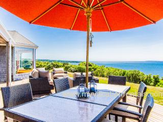 HERGM - Outstanding Waterfront Home, Magnificent Waterviews, Private - West Tisbury vacation rentals