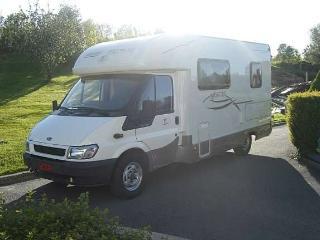 Cozy 3 bedroom Camper van in Guernsey with Safe - Guernsey vacation rentals
