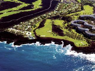 Ocean Front & Golf Views 12C - Big Island Hawaii vacation rentals