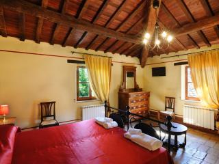 Casa Anna: lovely house for 8 in medieval village - Montemaggiore al Metauro vacation rentals