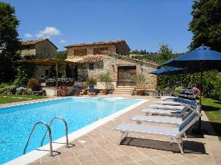 Lovely Villa with Internet Access and Television - Monte Santa Maria Tiberina vacation rentals
