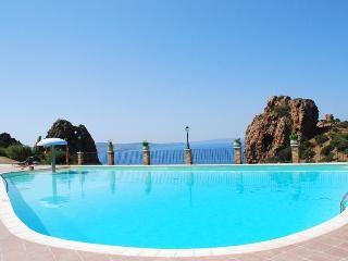 Sardinia villa Simona, 4 beds, swimming pool, park - Nebida vacation rentals