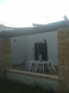 Villetta con 1000 mq di giardino - Parabita vacation rentals