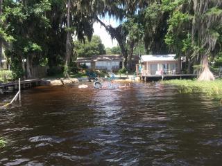 Sandy Beach on Lake Santa Fe- Melrose, FL - Melrose vacation rentals