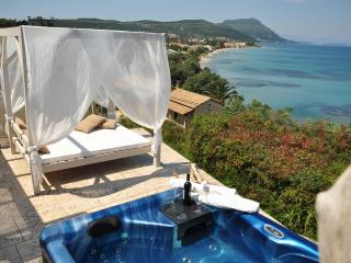 Design Villas, Private Pool & Hot-Tub, Sea View - Messonghi vacation rentals