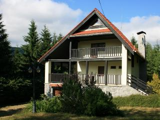 Uranpres Cottage in Slovak Paradise National Park - Hrabusice vacation rentals