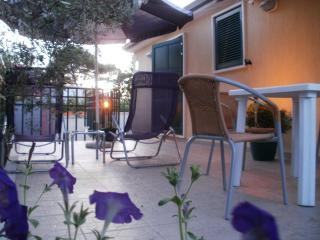Big terrace apartment - Woodston vacation rentals