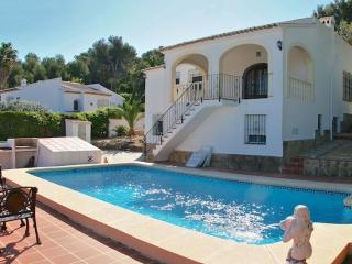 Villa with great sea views - Javea vacation rentals
