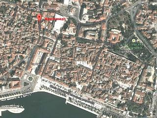Duplex apartment 100 m from Diocletian Palace - Split vacation rentals