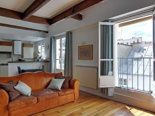 Luminous Penthouse Saint Germain des Prés Buci - Paris vacation rentals
