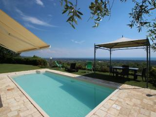 Villa with Sea View and Pool - Seravezza vacation rentals