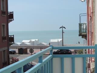 Villa mes souvenirs balcon ensoileillée vue mer - Mers Les Bains vacation rentals