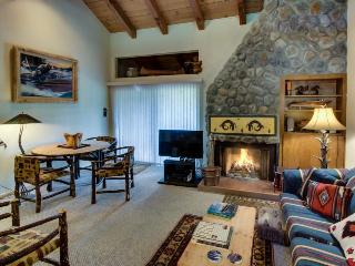 Mountain lodging w/shared pool, hot tub, bocce, & tennis! - Carnelian Bay vacation rentals