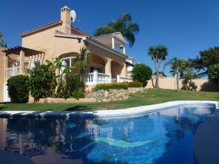 Sunny Villa with A/C and Television - Marbella vacation rentals