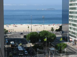 beautiful and spacious place w/ seaview COPACABANA - Rio de Janeiro vacation rentals