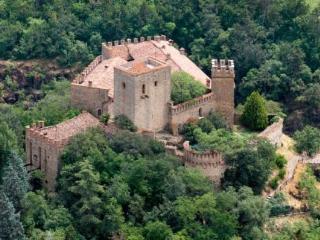 Torre del Barbagianni - Castello di Gropparello - Piacenza vacation rentals