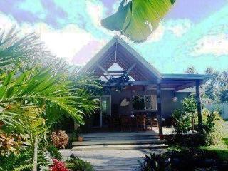 AVANA HIDEAWAY Tropical garden & 5min walk to Muri - Ngatangiia vacation rentals
